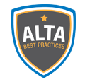 American Land Title Association Best Practices Certified